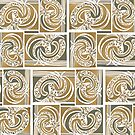 Paper Paisley by -Patternation-