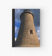 Tynemouth Lighthouse Hardcover Journal