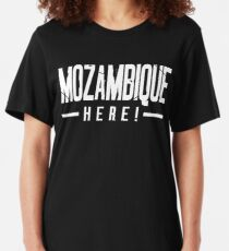 APEX Mozambique here! Slim Fit T-Shirt