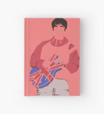 The Chief - Noel Gallagher Oasis Hardcover Journal