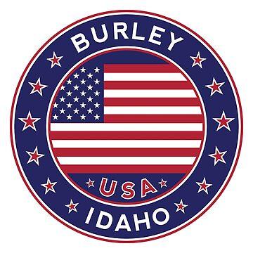 Burley, Idaho by Alma-Studio
