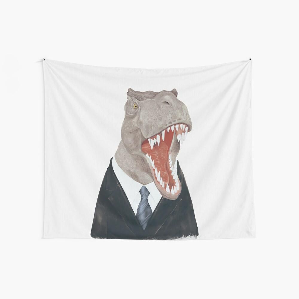 T-Rex Wandbehang