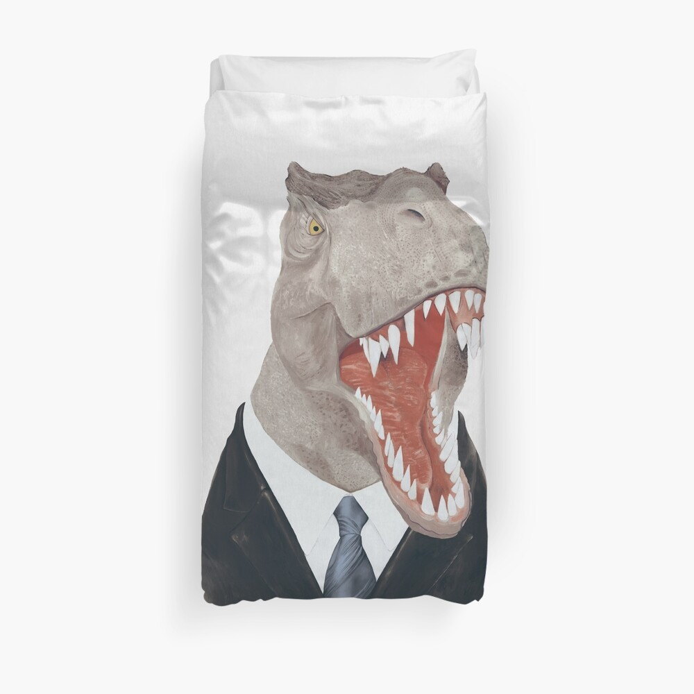 T-Rex Bettbezug