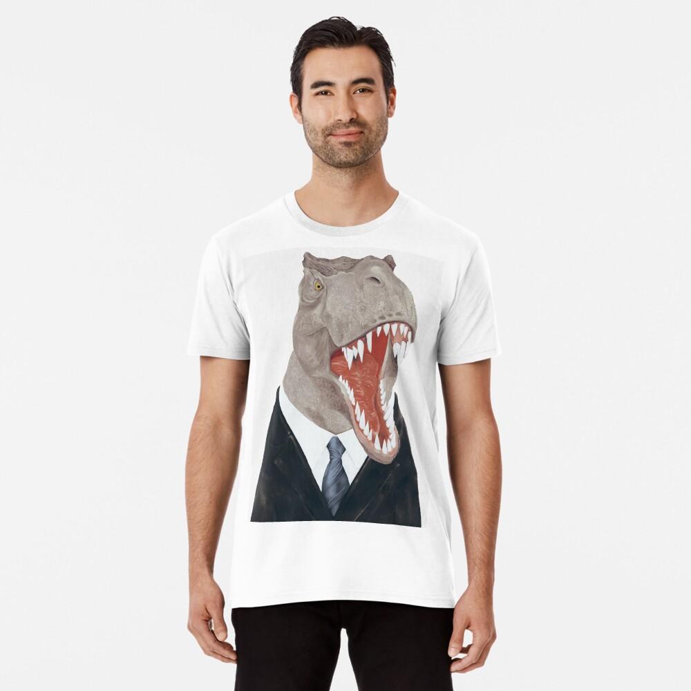 T-Rex Premium T-Shirt