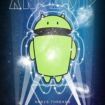 Space Andy - Android Galaxy by gunrkan2