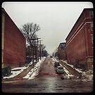 Brick, Kansas City, Missouri by Robert Baker