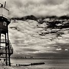 Dovercourt Lighthouses II by Mabs