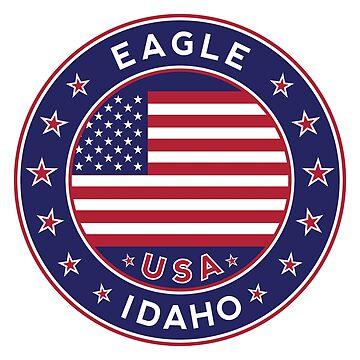 Eagle, Idaho by Alma-Studio