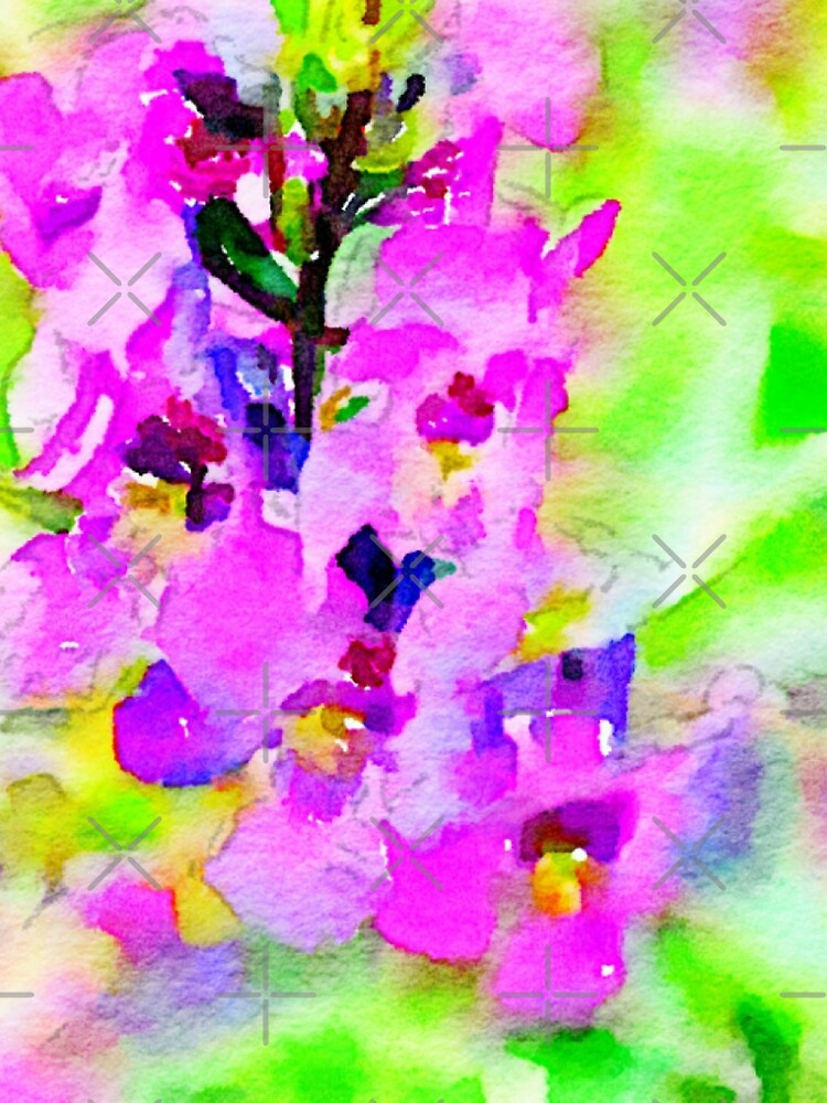 WaterColor Photo Art by Collette B. Rogers