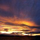 Tasmanian Sunset by CezB