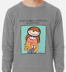 CAT LADY Lightweight Sweatshirt