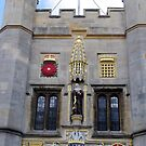 Christ's College Entrance - Cambridge by Francis Drake