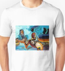 Fish Eye Unisex T-Shirt