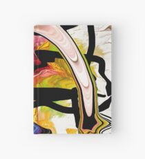 Beauty In a Vase Hardcover Journal