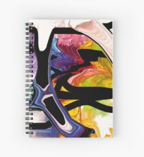 Beauty In a Vase Spiral Notebook