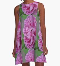 Petal Soft A-Line Dress
