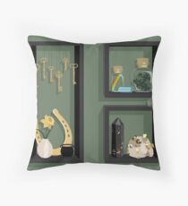 March Collection Throw Pillow