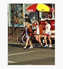 Texas Crossing Photographic Print