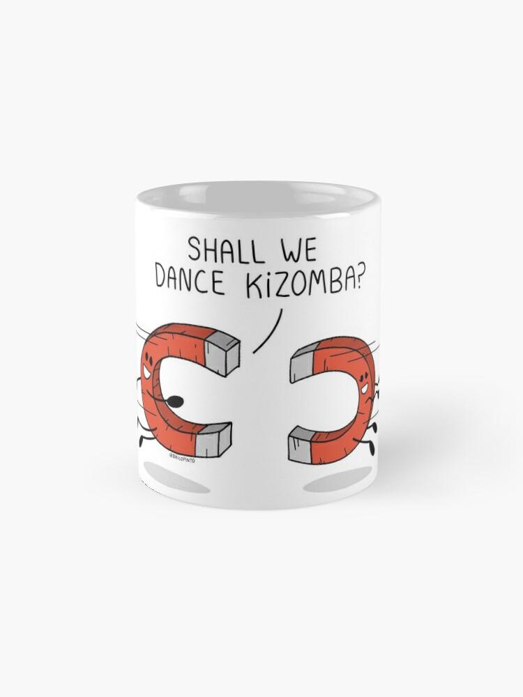 Vista alternativa de Taza ¿Bailamos kizomba?
