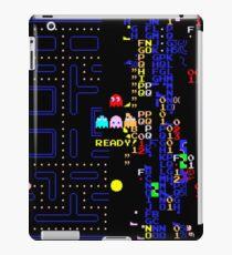 Retro Arcade Split Screen iPad Case/Skin