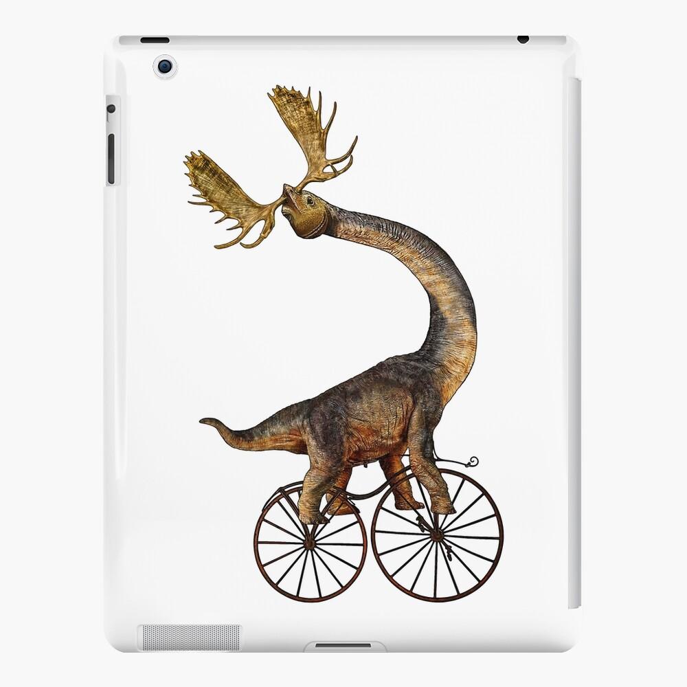 Brachiosaurus Brachiolope on Velocipede iPad-Hülle & Skin