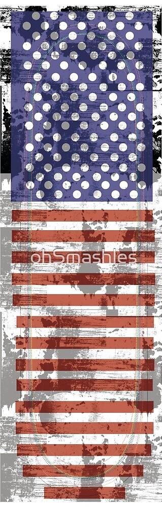 PatrioticDots by ohSmashles