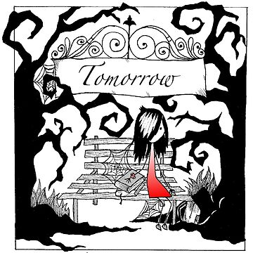 Tomorrow by MissyCartoons