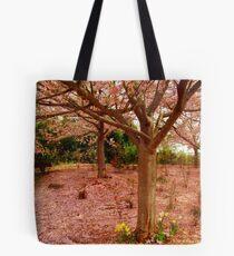 Pink Tones Tote Bag