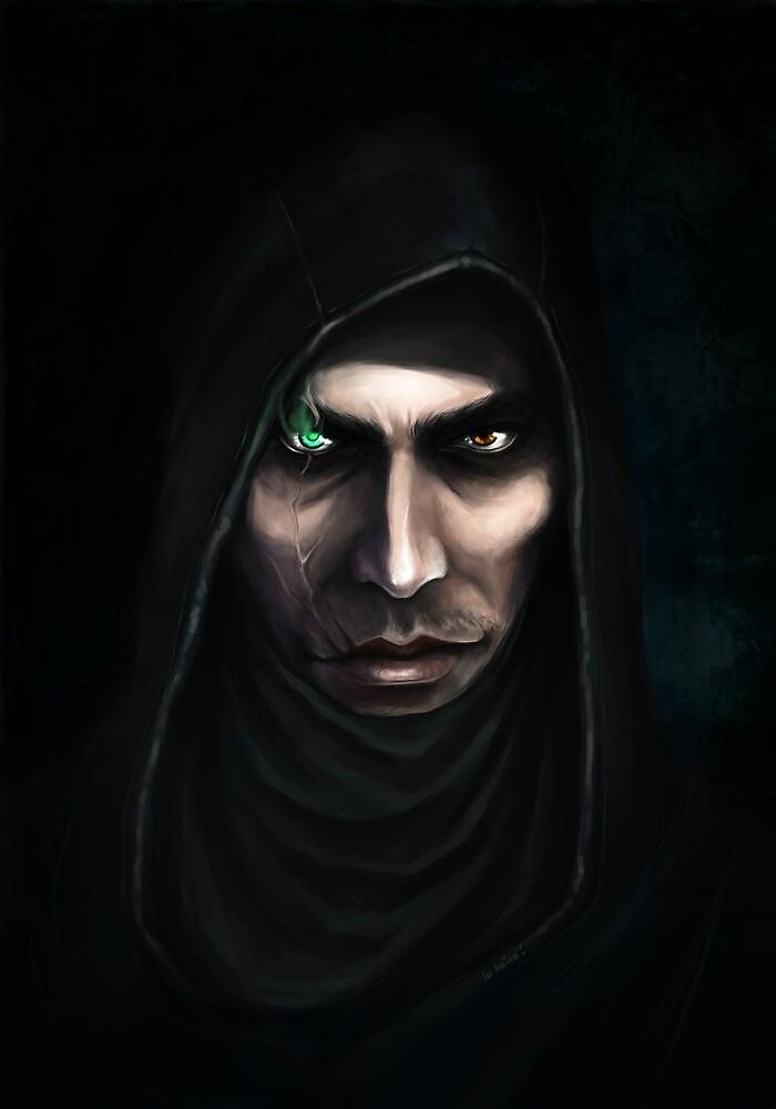 Master thief by la-haine