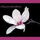 Magnolia Card: Encouragement by MarjorieB
