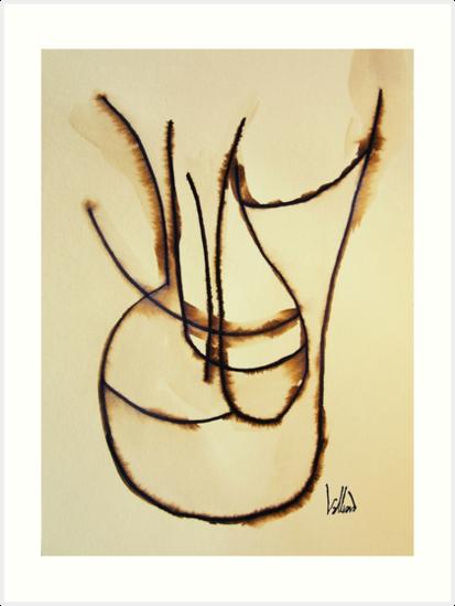 Scribbleau. No. 3 by Valliard