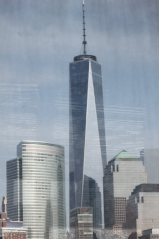 The New One World Trade Centre NYC by Allybally62