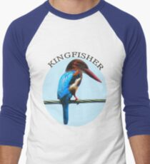 <º))))><KINGFISHER TEE SHIRT-PILLOWS-TOTE BAG-BOOK ECT<º))))><      T-Shirt