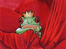 Flowers From the Frog Prince by ria gilham