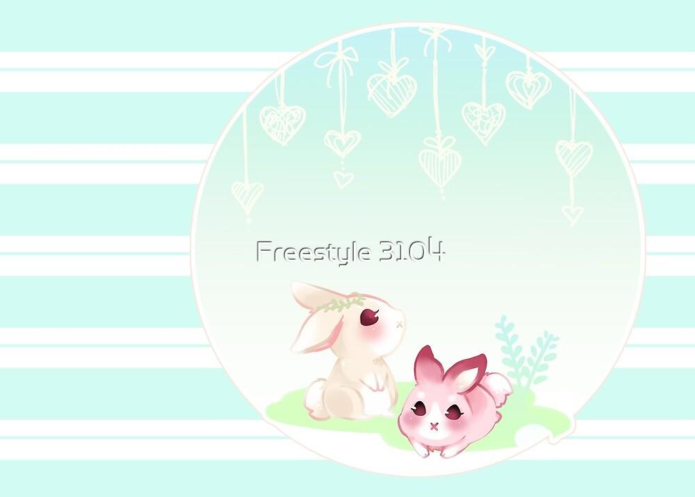 Rabbit Farm 04 by Freestyle 3104