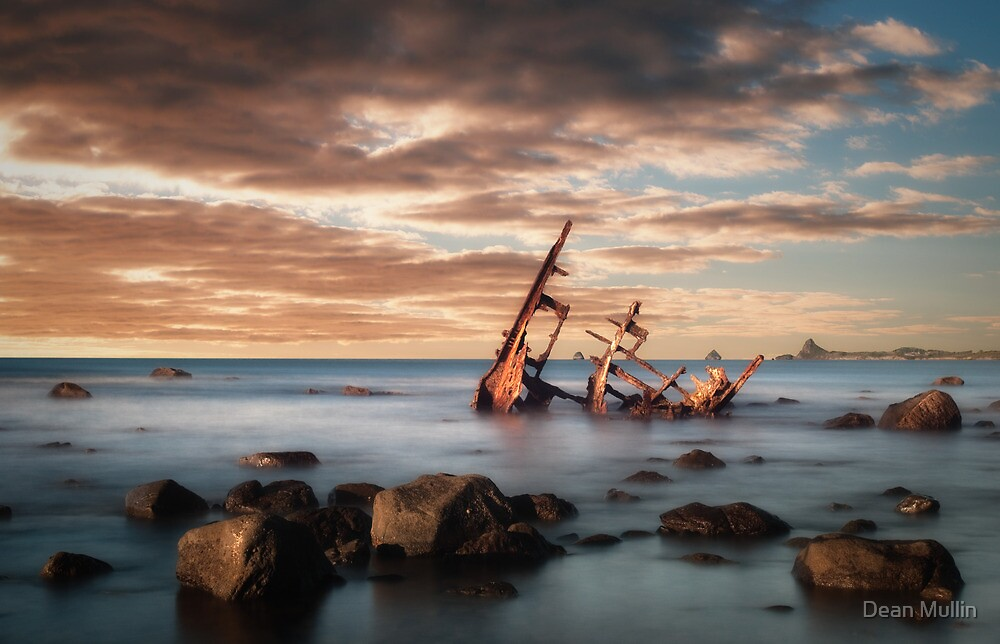 The Wreck by Dean Mullin