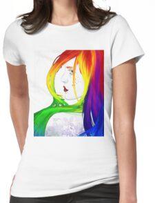Balance Womens Fitted T-Shirt