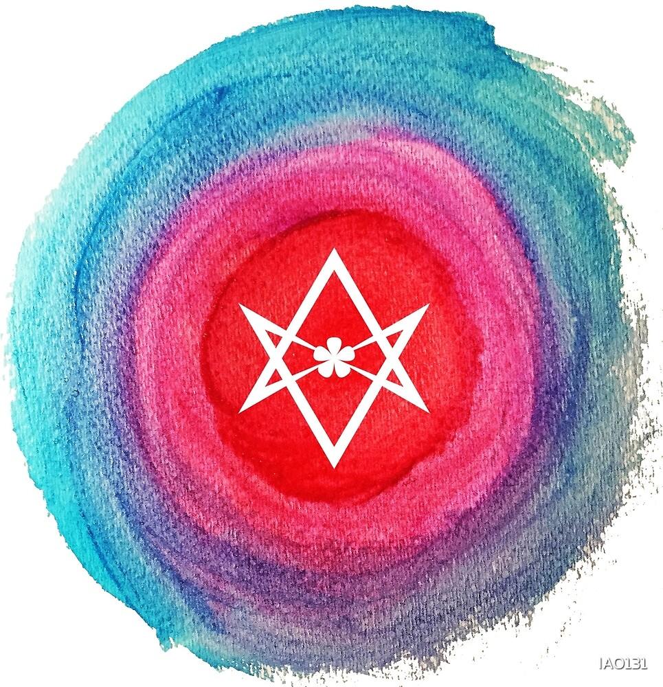 Hexagram swirl by IAO131