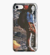 hiker iPhone Case/Skin