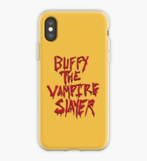 Buffy the Savior iPhone Case