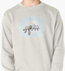Koala and Sloth Sleeping Pullover Sweatshirt