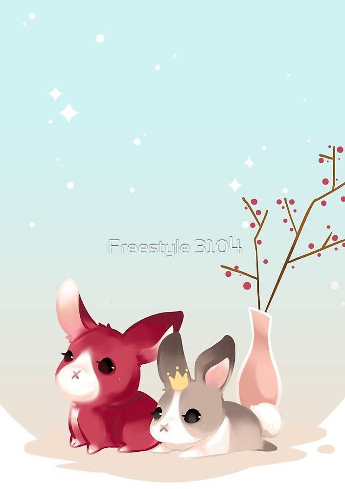 Rabbit Farm 08 by Freestyle 3104