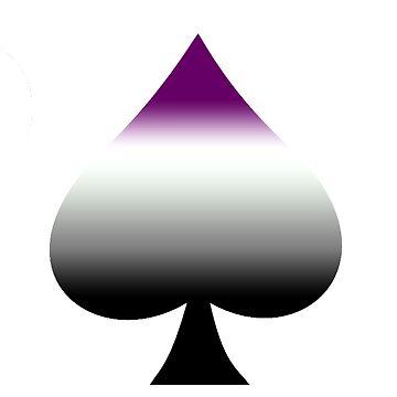 Ace of Spades by swansassady