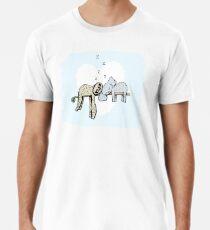 Koala and Sloth Sleeping Premium T-Shirt