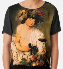 Bacchus - Michelangelo Merisi da Caravaggio Chiffontop