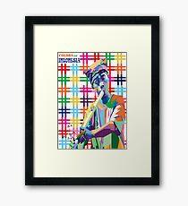 Musik Framed Print