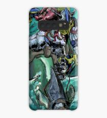 Wave-Rider Knight  Case/Skin for Samsung Galaxy
