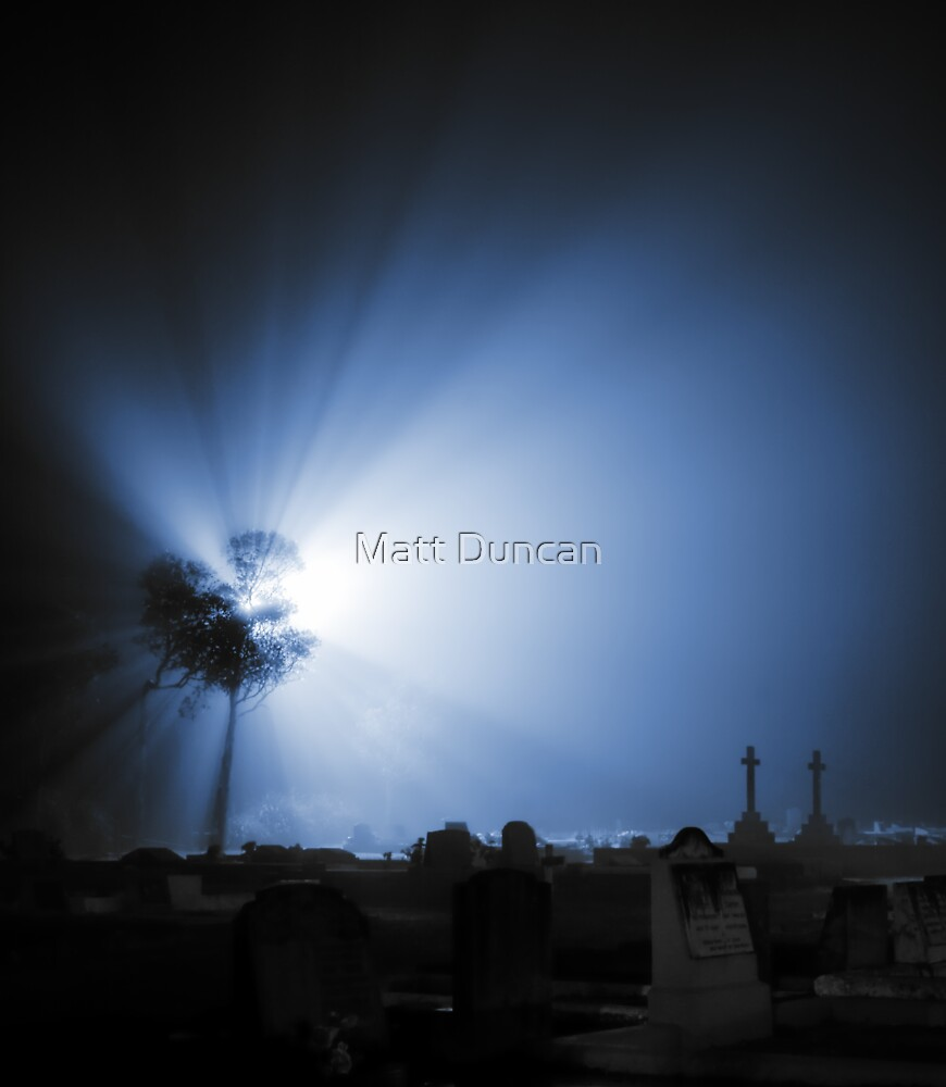 Spiritual Nightlight by Matt Duncan