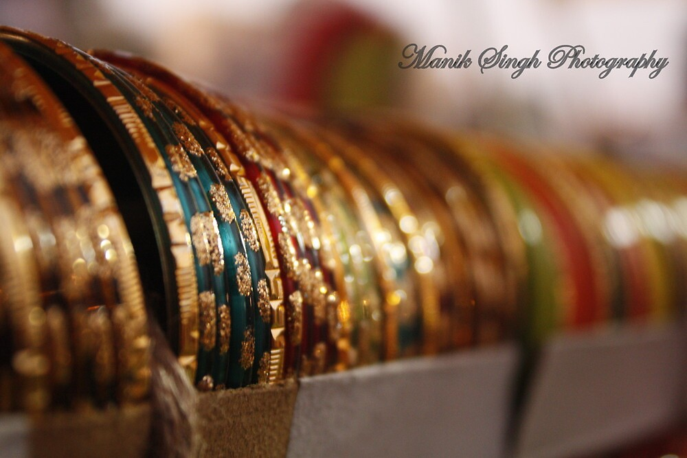 Bangles by Manik Singh