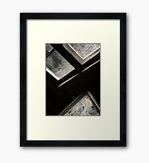 14.4.2010: Art of Oblivion Framed Print